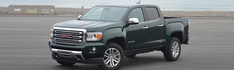 2017 GMC Canyon photo - 3
