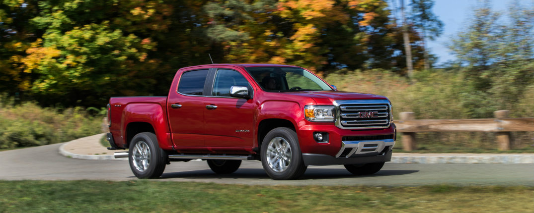 2017 GMC Canyon photo - 4