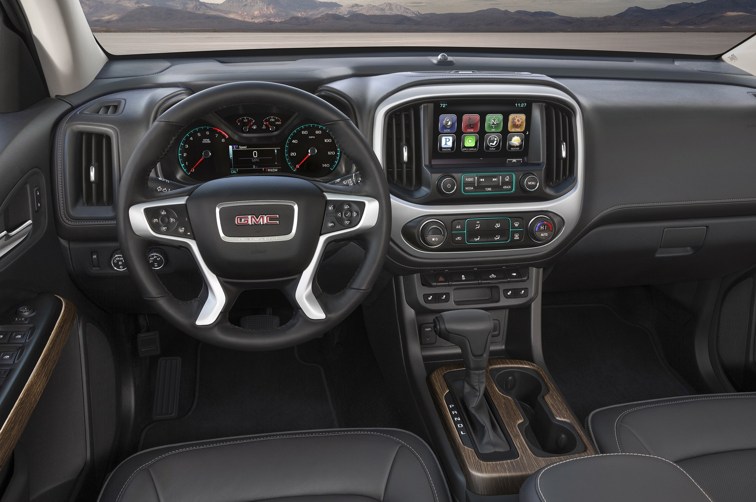 2017 GMC Denali XT Concept photo - 1