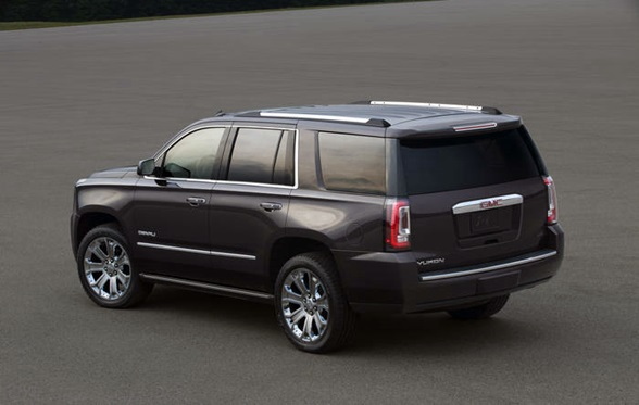 2017 GMC Envoy Denali photo - 1