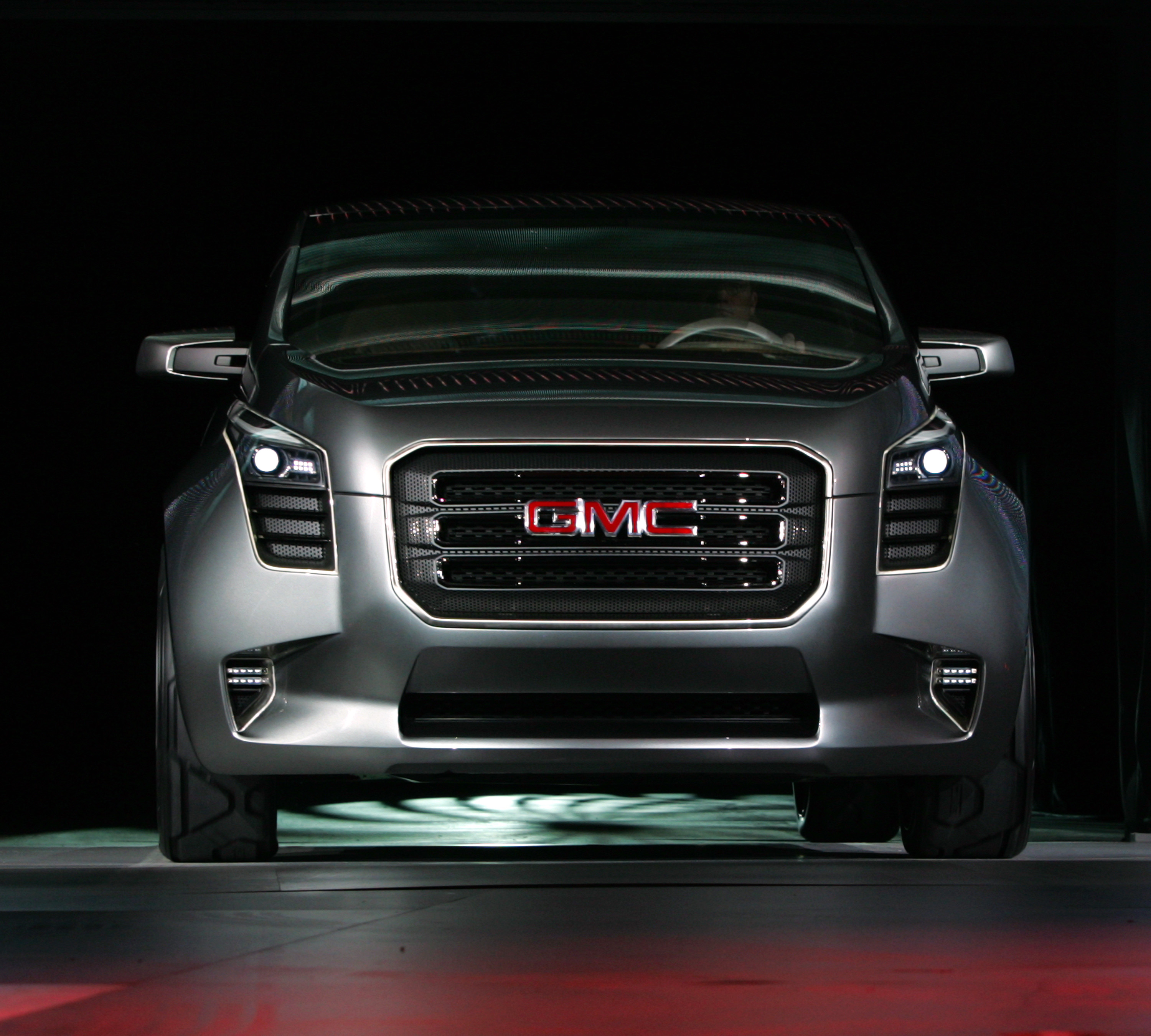 2017 GMC Granite Concept photo - 2
