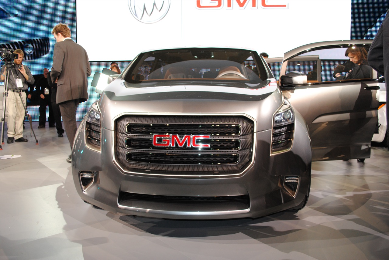 2017 GMC Granite Concept photo - 4