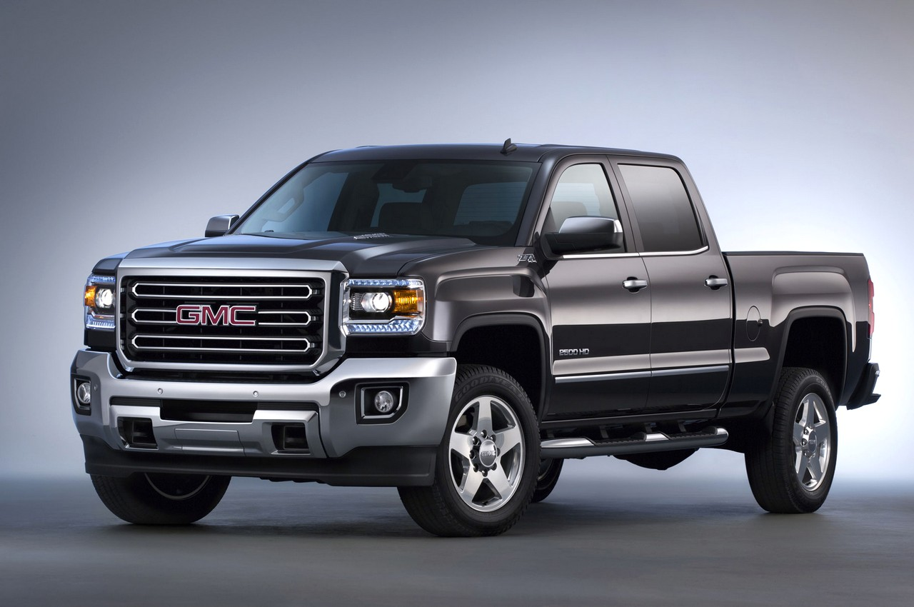 2017 GMC Sierra photo - 1