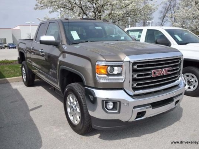 2017 GMC Sierra 2500 HD SLT Extended Cab photo - 1