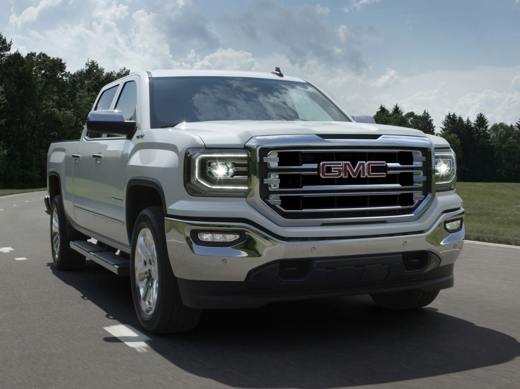 2017 GMC Sierra photo - 3