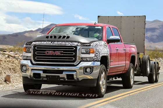 2017 GMC Sierra HD photo - 4