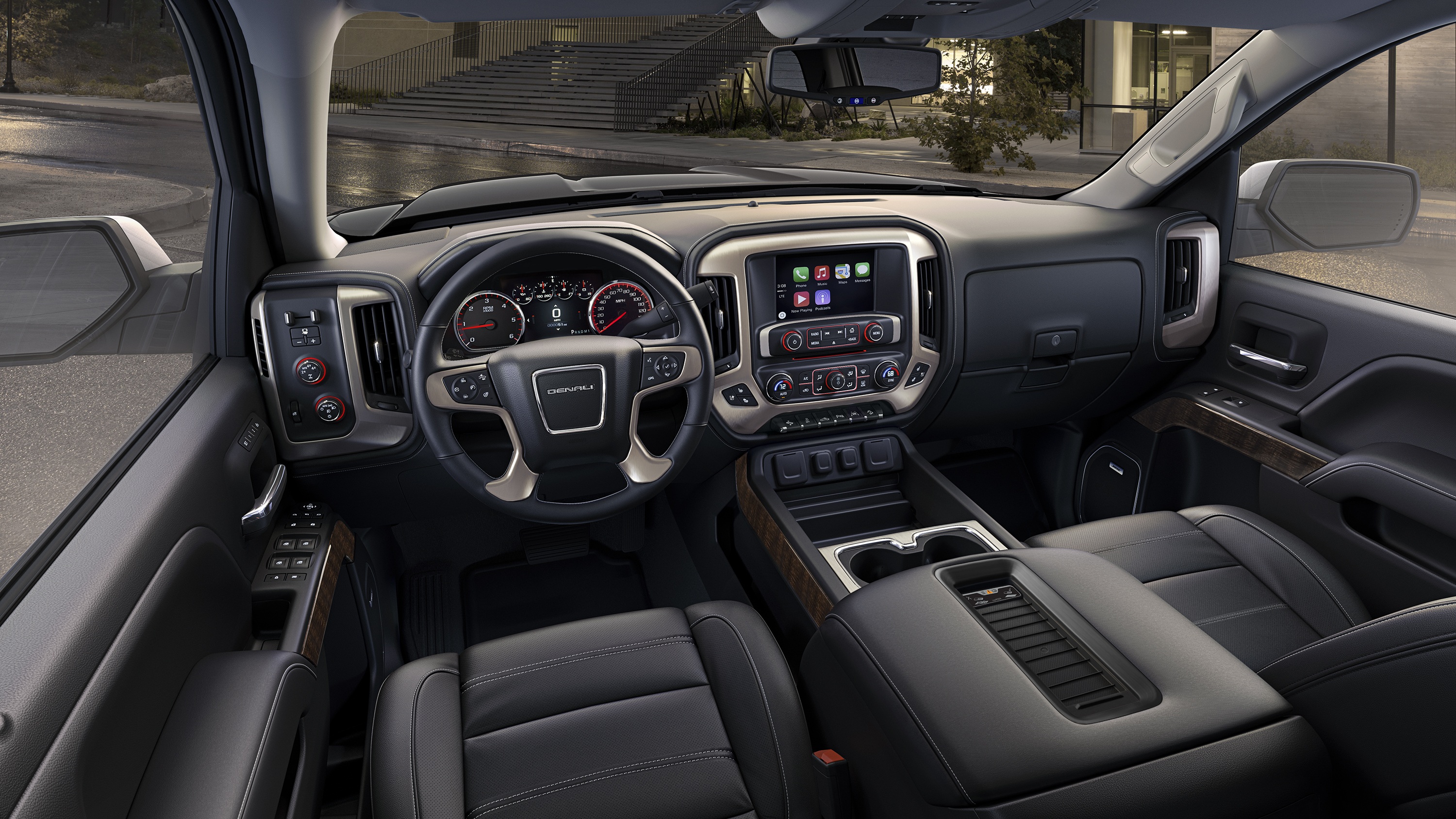 2017 GMC Sierra Hybrid Crew Cab photo - 4