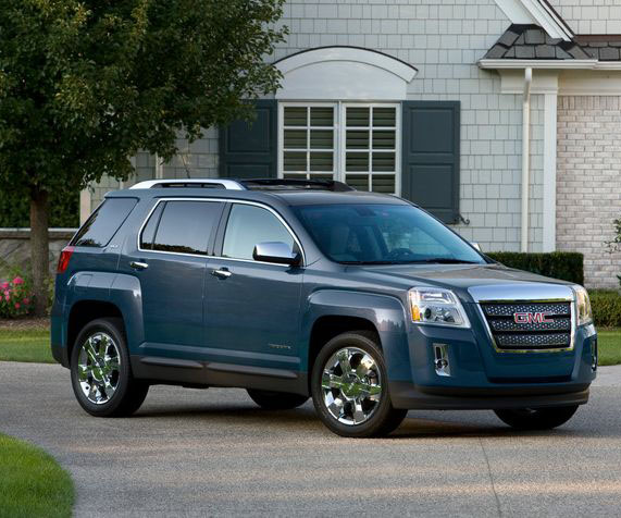 2017 GMC Terrain photo - 1