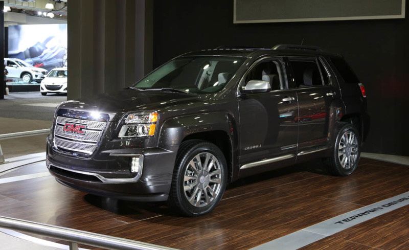 2017 GMC Terrain photo - 3