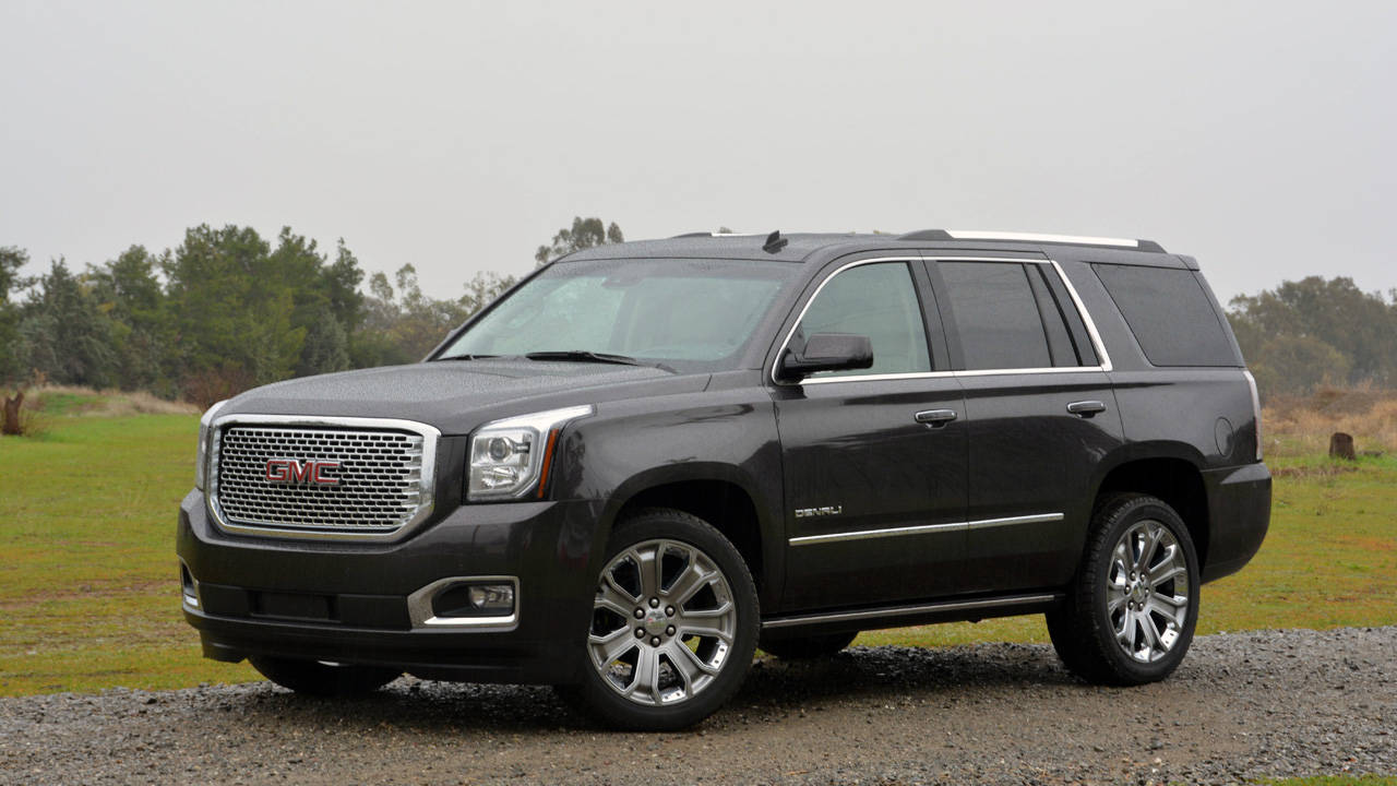 2019 Gmc Yukon Denali >> 2017 GMC Yukon Denali | Car Photos Catalog 2017