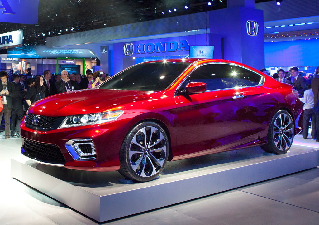 2017 Honda Accord Coupe Concept photo - 2