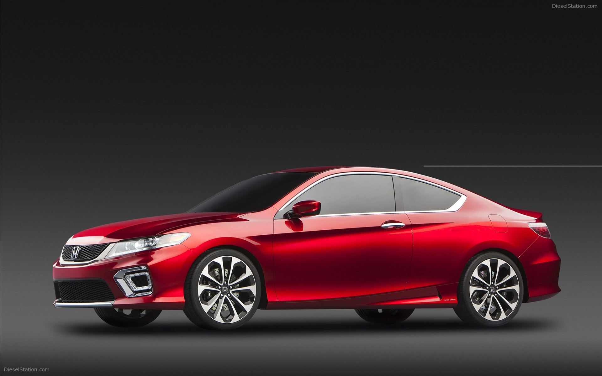 2017 Honda Accord Coupe Concept photo - 3