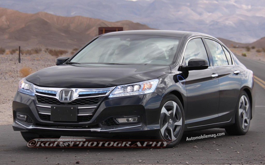 2017 Honda Accord PHEV photo - 2