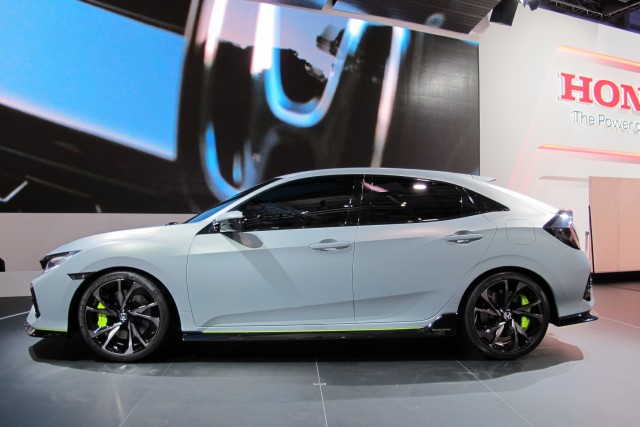2017 Honda Civic Mugen Si Sedan Prototype photo - 1