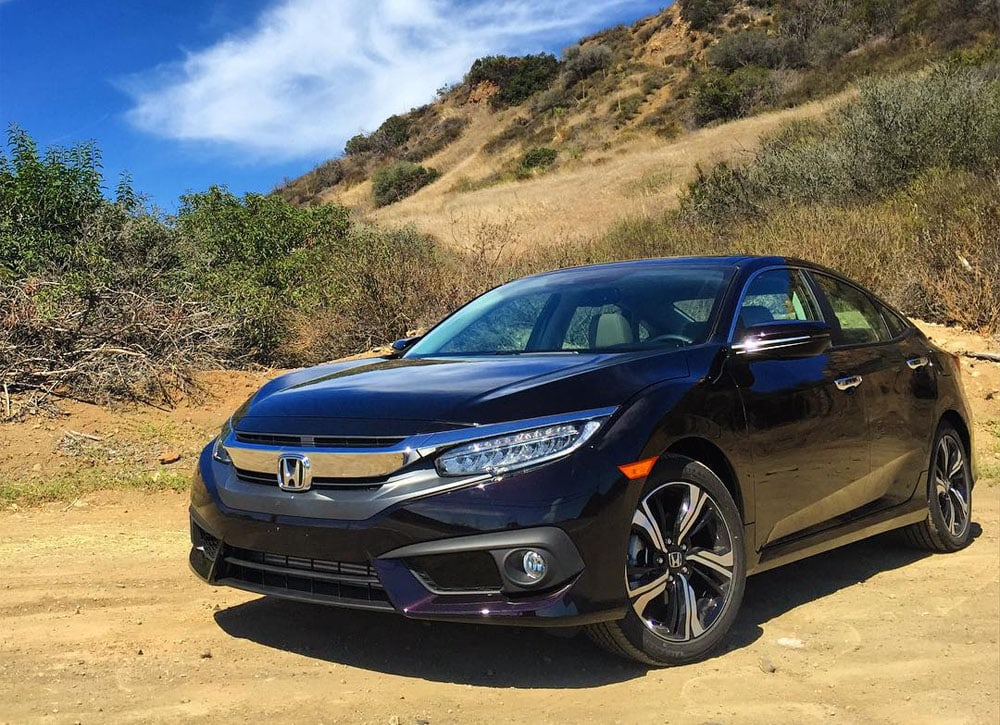 2017 Honda Civic Sedan photo - 1