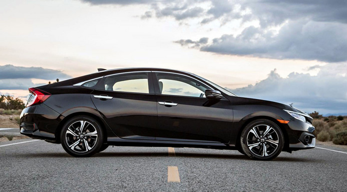 2017 Honda Civic Sedan photo - 2