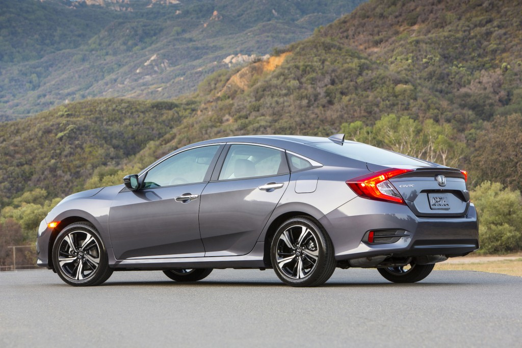 2017 Honda Civic Sedan photo - 4