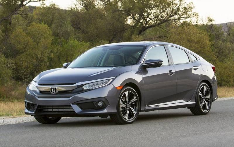 2017 Honda Civic Si photo - 1