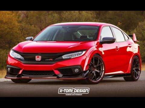 2017 Honda Civic Si Sedan photo - 1