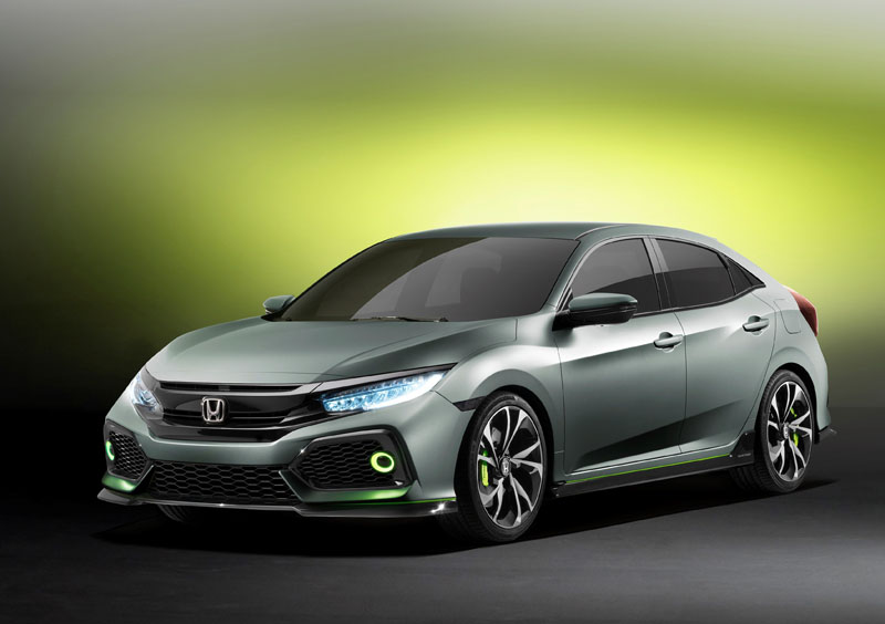 2017 Honda Civic Tourer photo - 2
