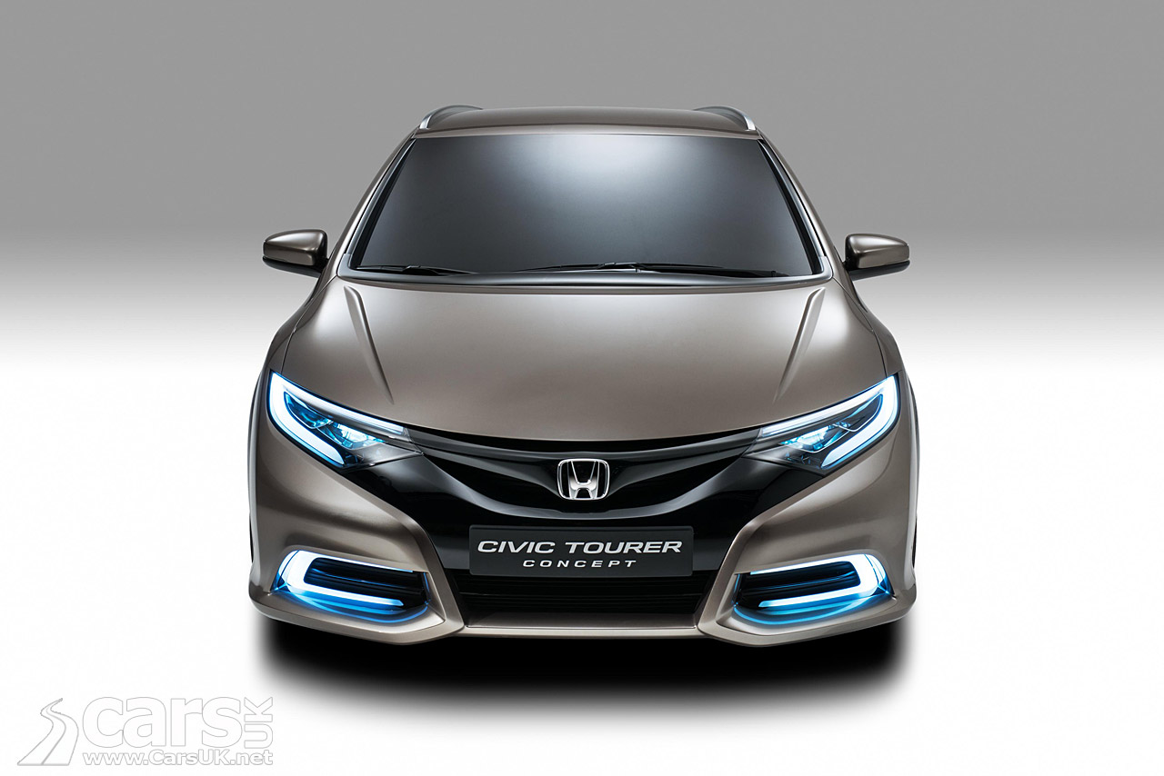 2017 Honda Civic Tourer photo - 3