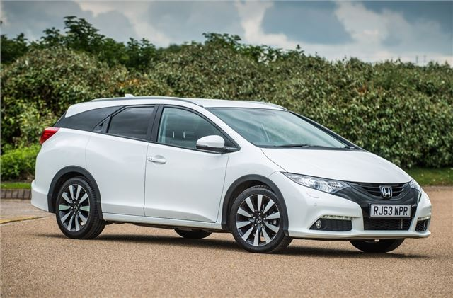 2017 Honda Civic Tourer Concept photo - 4