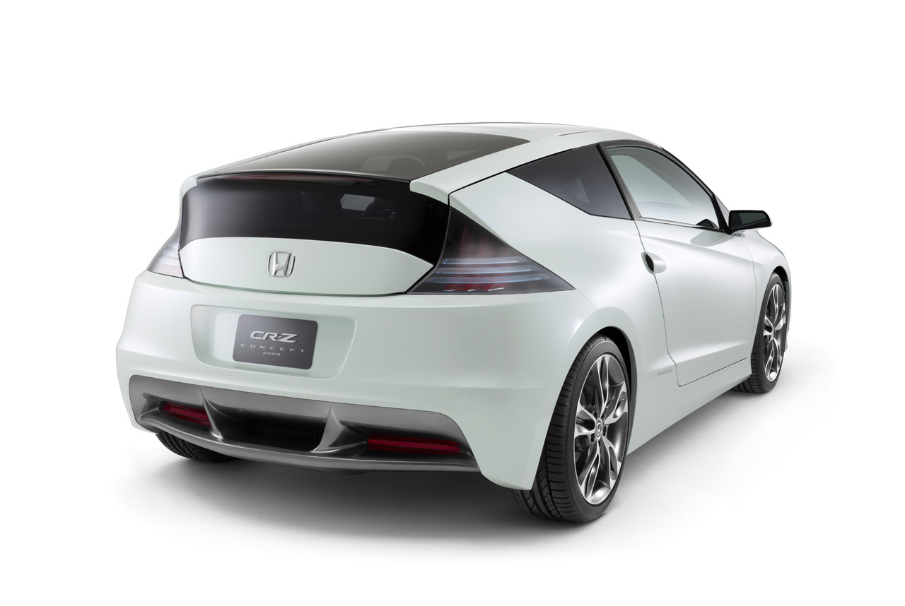2017 Honda CR Z Concept photo - 2