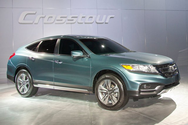 2017 Honda Crosstour Concept photo - 1