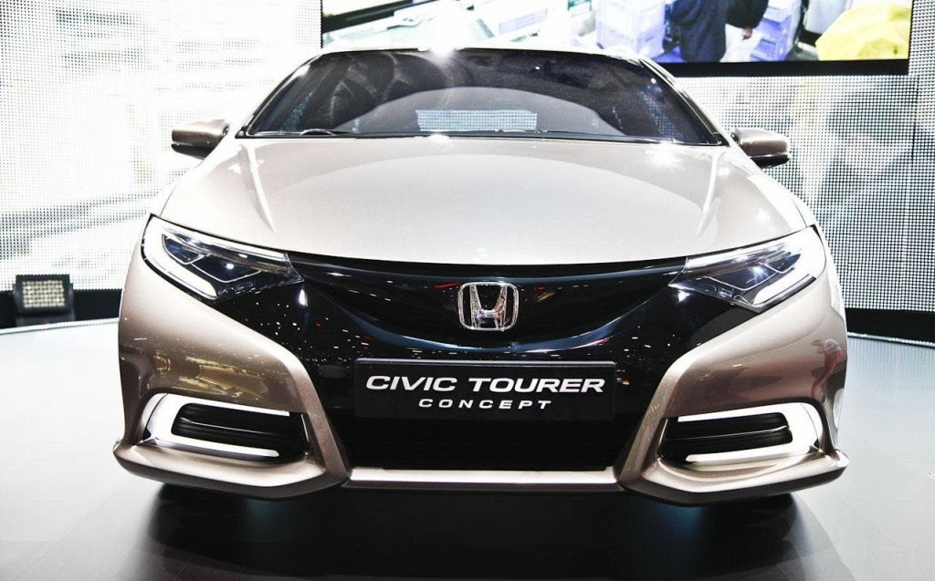 2017 Honda Crosstour Concept photo - 2