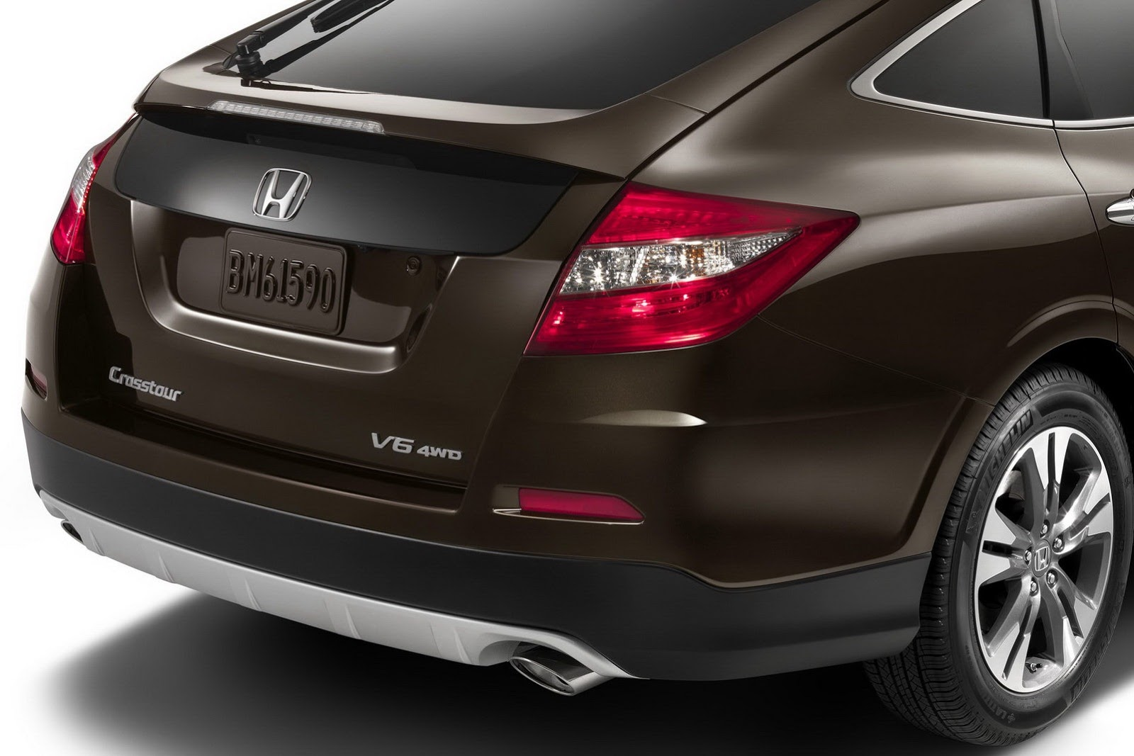 2017 Honda Crosstour Concept photo - 3