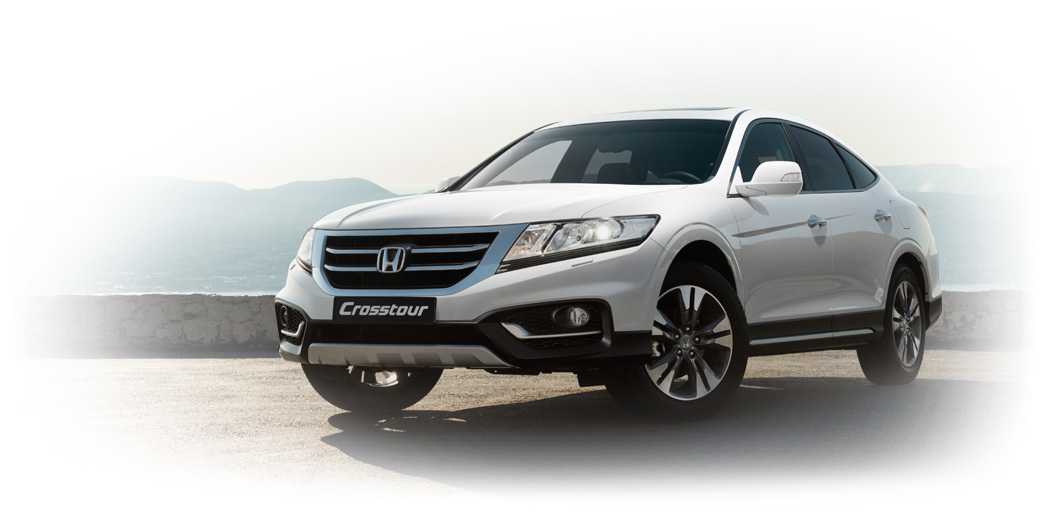 2017 Honda Crosstour Concept photo - 4