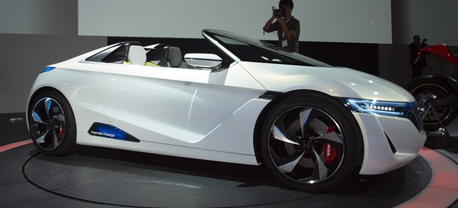 2017 Honda EV Ster Concept photo - 1