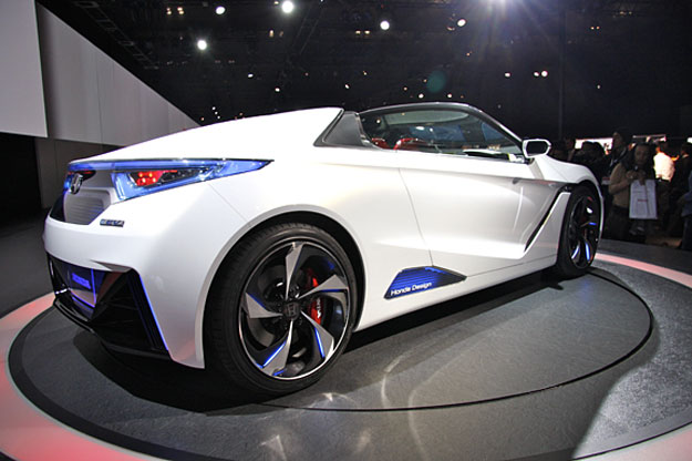 2017 Honda EV Ster Concept photo - 2
