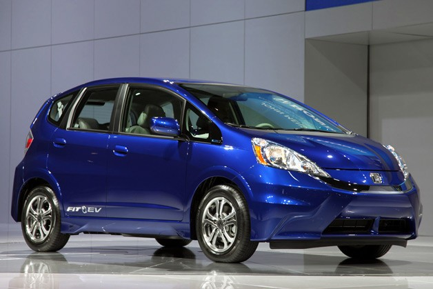 2017 Honda Fit EV photo - 3