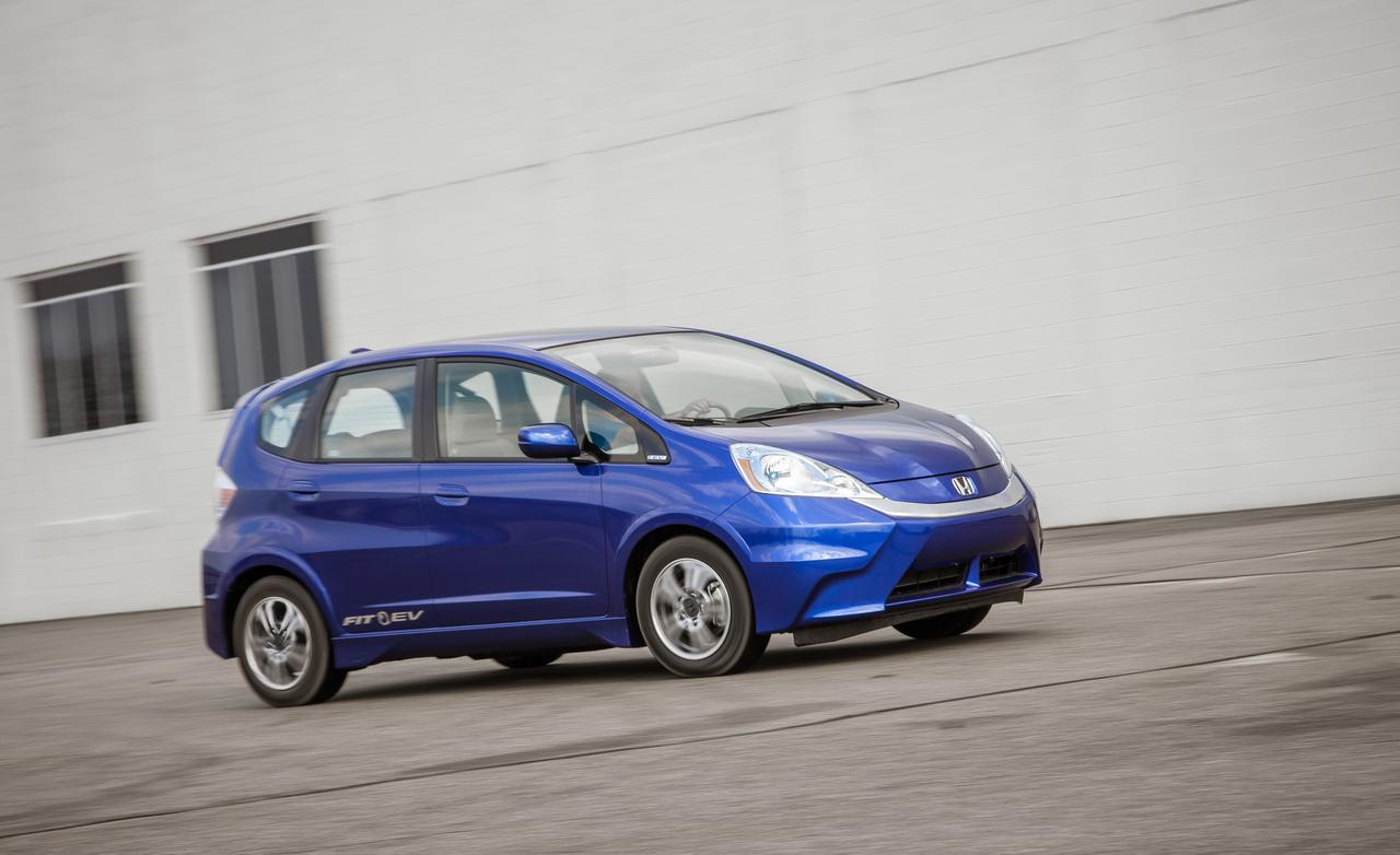 2017 Honda Fit EV photo - 4