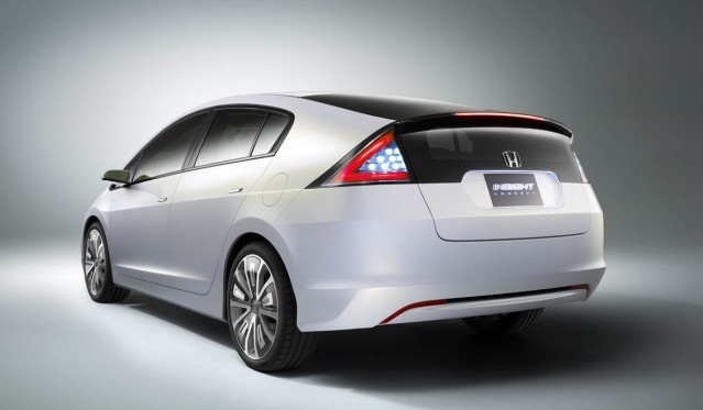 2017 Honda Insight Sports Modulo Concept photo - 3