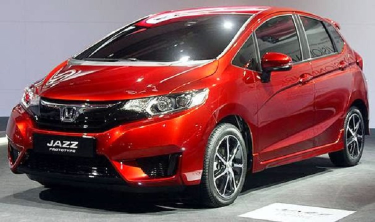 2017 Honda Jazz photo - 1