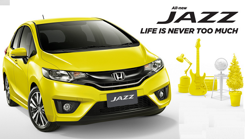 2017 Honda Jazz photo - 4