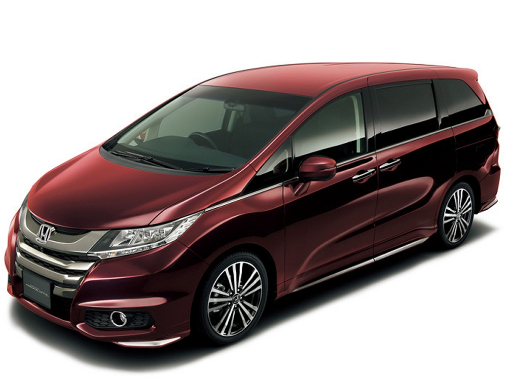 2017 Honda Odyssey Absolute Japanese Version photo - 1