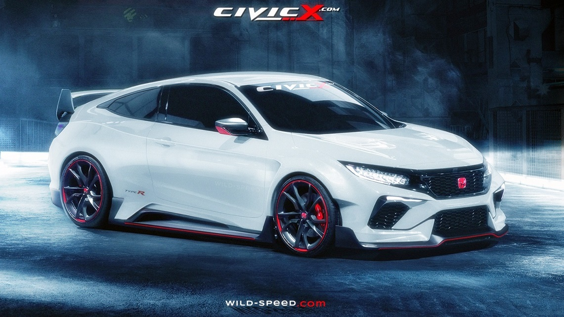 2017 Honda Pro Drag Civic Si Concept Photo 3
