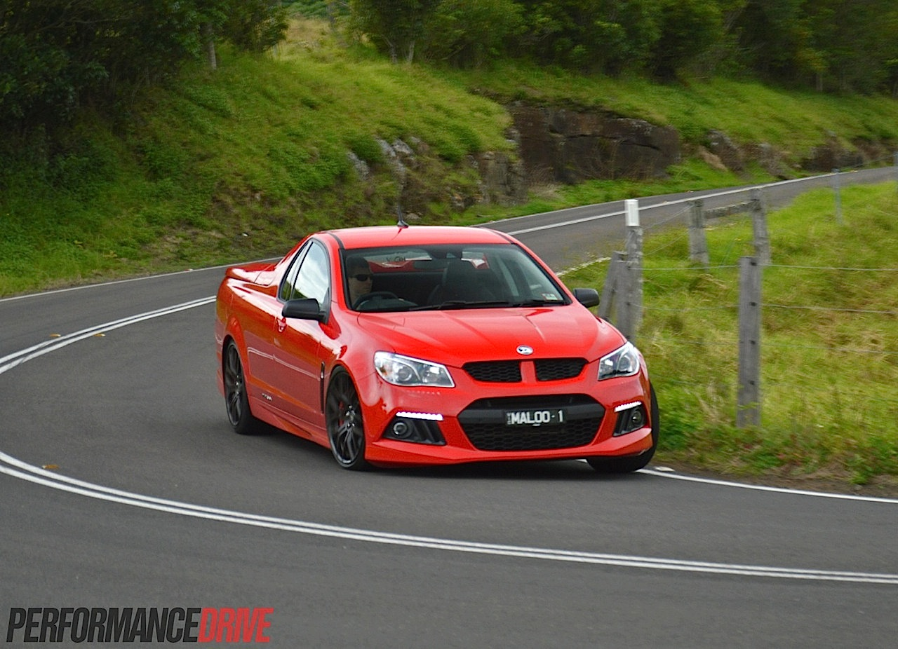 2017 HSV Gen F Maloo R8 SV photo - 2