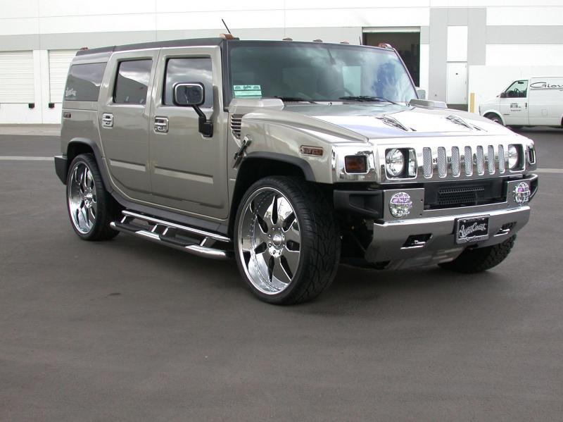 2017 Hummer H2 SUT Limited Edition photo - 1