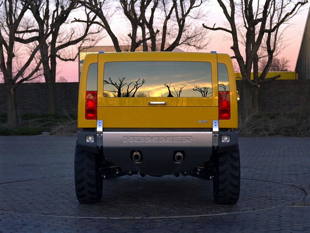 2017 Hummer H2 SUV Concept photo - 1