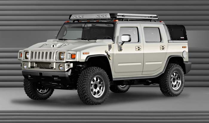 2017 Hummer H2 SUV Concept photo - 2