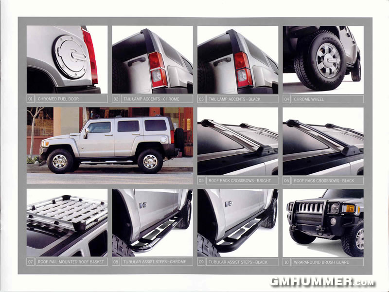 2017 Hummer H2 with GM Accessories photo - 1