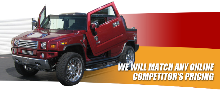 2017 Hummer H2 with GM Accessories photo - 2