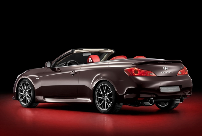 2017 Infiniti Ipl G Convertible Photo 2