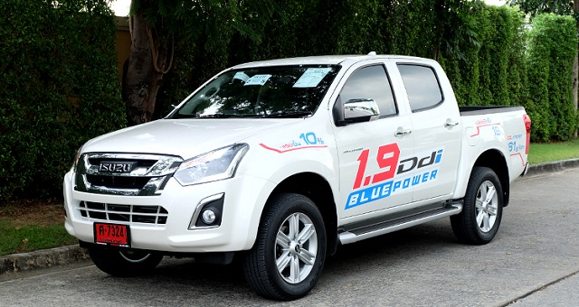2017 Isuzu Pickup photo - 4