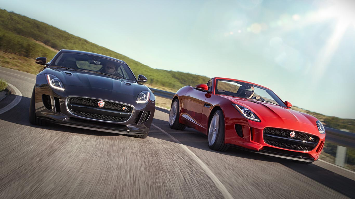2017 Jaguar F Type Coupe photo - 1