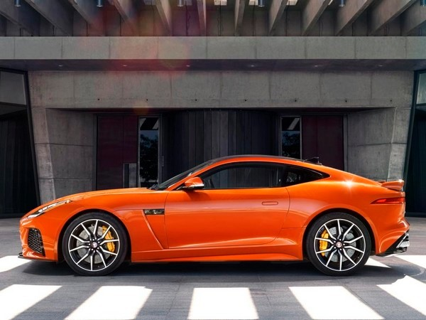 2017 Jaguar F Type V8 S photo - 2